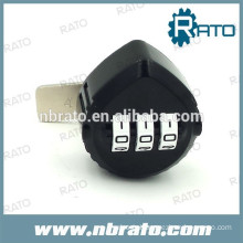 combination 3 digital lock for mail box