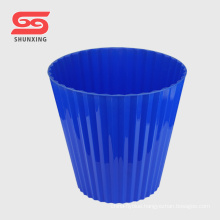 Good quality plastic basket indoor can trash for wholesale