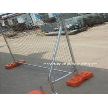 Panneau de clôture temporaire d'Australie de haute qualité