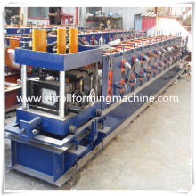 C Purlin Hydraulic Twisting Cold Roll Forming Machine