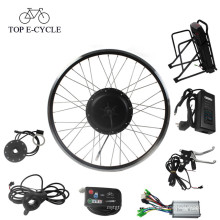48В 1000Вт дешевые электрический велосипед комплект ступицы мотора набор преобразования велосипеда