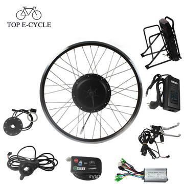 48V 1000W billige elektrische Fahrrad Kit Radnabe Motor Fahrrad Umbausatz