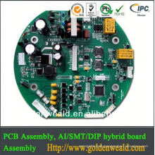 pcb design and assembly solar Electronics card with kinds of volume,OEM circuit service