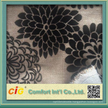 100% Polyester Jacquard Morden Printed Sofa Fabric