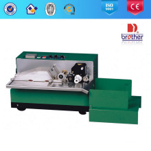 Hot Solid Ink Roll Code Printing Machine for Paper, Card, Label