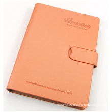 Notepad Customized Logo for Business, Notepad with Elastic Cortex
