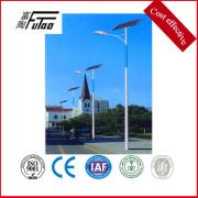 6-12 meters Solar Power Energy Street Light Pole