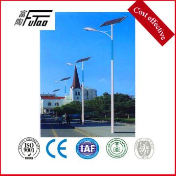 6-12 meters Solar Power Energy Street Light Pole