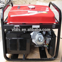 China famous brand LIFAN reliable quality 5kva gasoline generator