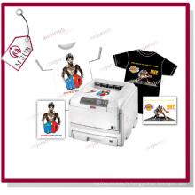 A4 Couleur foncée Tshirt impression papier au format avec imprimante Laser