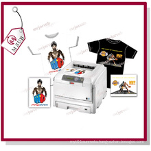 A4 Size Dark Color Tshirt Printing Paper with Laser Printer