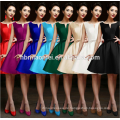 Prinzessin Party Kleid sexy Multi-Color-Bund Großhandel Abendkleid