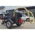 Hot Melt Kettle Asphalt Road Crack Sealing Crack Filler Machine FGF-100