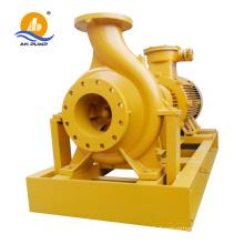 Pompe d'aspiration à extrémité centrifuge horizontale