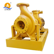 Horizontal centrifugal end suction pump