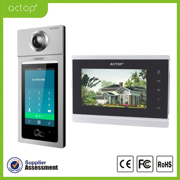 Video IP Apartment Doorbell Panel