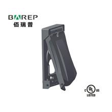 BAO-002 BAREP Gros plastique mur étanche interrupteur couvercle