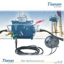 FZW20A-12 Tipo Interruptor de carga de vácuo de alta tensão ao ar livre