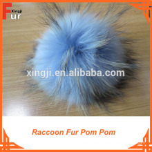 Nueva llegada ! Raccoon Fur Pom Pom