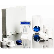 Wired security alarm system,paradox alarm control panel,alarm host,Wired Paradox burglar alarm