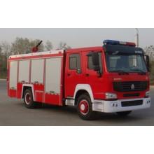 10T Fire Fighting Truck with Foam Sinotruck (QDZ5190GXFPM80R)