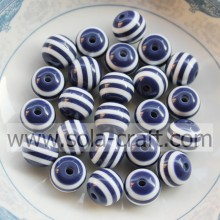 12MM 500Pcs Dark Blue Stripe African Wedding Shamballa Wholesale Swarovski Resin Nigeria Decorative Curtains Polystyrene Alibaba