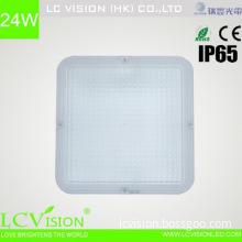 IP65 LED Lighting/ 24W LED Sensor Light for Basement/4 Years\' Warranty