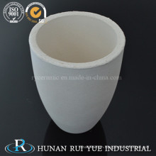 Resistant High Temperature/Alumina/Metal Smelting Ceramic Crucibles