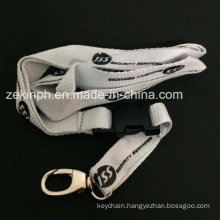 Polyester Lanyard with Custom Logo Print
