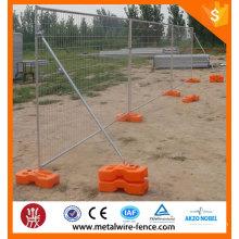 Australia Standard Galvanized Welded Wire Mesh Temporary Fence
