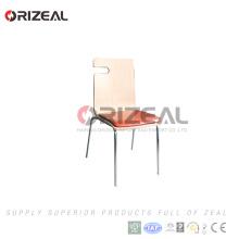 Silla de madera contrachapada OZ-1143- [catálogo]