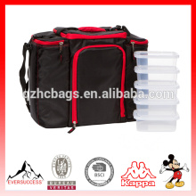"17"" Insulated Meal Prep Management Bag Cooler"