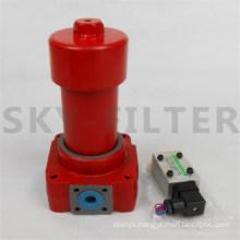 High Pressure Plate Filter (DFB series oil filter)
