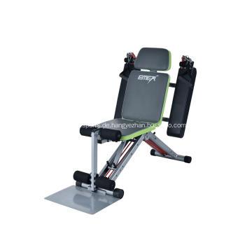 Multifunktionales Fitnessgerät für AB Chair