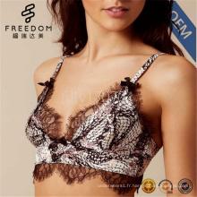 Katrina Kaif Soutien-gorge String Sous-vêtements Sans Couture Femme Fille Mode Femmes Set Sexi Photo Image Panty Lingerie