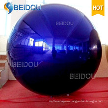 Half Ornaments Decorative Mirror Balloon Disco Inflatable Mirror Balls