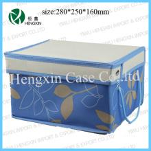 Debajo de la caja de almacenamiento de la cama caja de almacenamiento de cartón cajas (hx-w045)