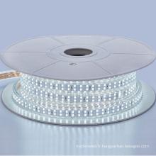 Lumière de bande imperméable menée pour la décoration