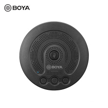 BOYA BY-BMM400 Conference Microphone Speaker  Compatible with smartphones  Tablets PC