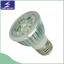 4 * 1W E27 GU10 luz del punto del LED
