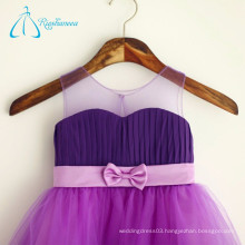 Custom Made Real Photos High Quality Princess Flower Girl Dresses