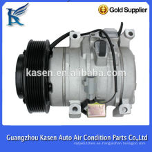 Compresor diesel de denso electric10s15c para TOYOTA COROLLA 9644728-435