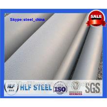 Tuyau en acier recouvert d'apprêt époxy riche en zinc 010