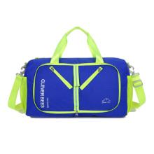 Outdoor Sports Ripstop Weekender Foldable Travel Bag portable foldablewaterproof mini gym sport travel duffle bag