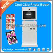Fun Products Wedding Equipment Touch Screen Photobooth for rental