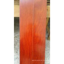 Piso de la madera dura de Balsamo del precio de fábrica de la Caliente-Venta para la decoración interior