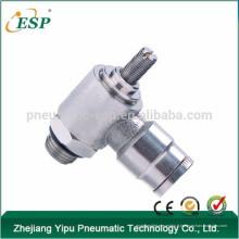 Régulateur de débit pneumatique