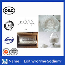 Weight Loss Steroid Hormone Powder T3 Liothyronine Sodium