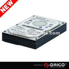 ORICO 1025SS de 2,5 '' a 3,5 '' de disco duro interno móvil de la caja de conversión