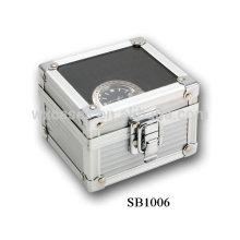 venda quente titular de relógio de alumínio para fabricante único relógio